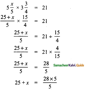Samacheer Kalvi 8th Maths Guide Answers Chapter 1 Numbers Ex 1.7 20