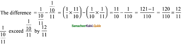 Samacheer Kalvi 8th Maths Guide Answers Chapter 1 Numbers Ex 1.7 22