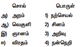 Samacheer Kalvi 9th Tamil Guide Chapter 8.4 யசோதர காவியம் - 2