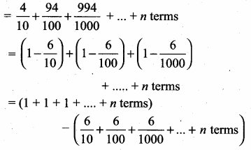 Samacheer Kalvi 10th Maths Guide Chapter 2 Numbers and Sequences Additional Questions 20