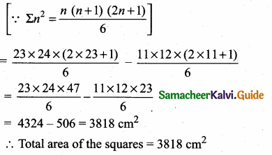 Samacheer Kalvi 10th Maths Guide Chapter 2 Numbers and Sequences Additional Questions 22