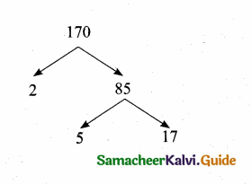 Samacheer Kalvi 10th Maths Guide Chapter 2 Numbers and Sequences Ex 2.2 5