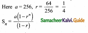 Samacheer Kalvi 10th Maths Guide Chapter 2 Numbers and Sequences Ex 2.8 2