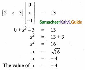 Samacheer Kalvi 10th Maths Guide Chapter 3 Algebra Additional Questions 25