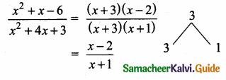 Samacheer Kalvi 10th Maths Guide Chapter 3 Algebra Additional Questions 8