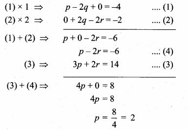Samacheer Kalvi 10th Maths Guide Chapter 3 Algebra Ex 3.1 3