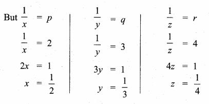 Samacheer Kalvi 10th Maths Guide Chapter 3 Algebra Ex 3.1 4