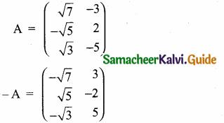 Samacheer Kalvi 10th Maths Guide Chapter 3 Algebra Ex 3.16 12