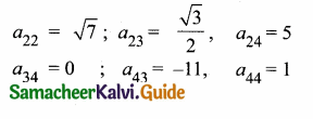 Samacheer Kalvi 10th Maths Guide Chapter 3 Algebra Ex 3.16 2