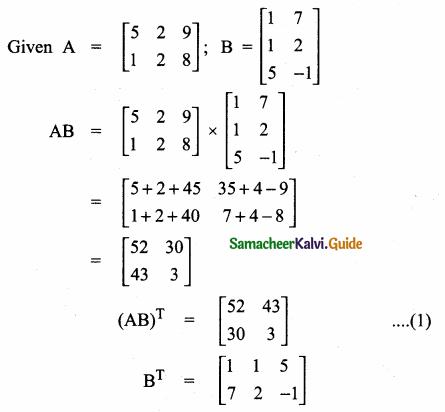 Samacheer Kalvi 10th Maths Guide Chapter 3 Algebra Ex 3.18 29