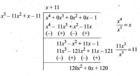 Samacheer Kalvi 10th Maths Guide Chapter 3 Algebra Ex 3.2 3