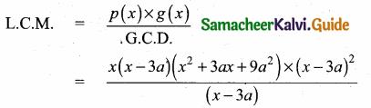 Samacheer Kalvi 10th Maths Guide Chapter 3 Algebra Ex 3.3 4