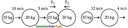 Samacheer Kalvi 10th Science Guide Chapter 1 Laws of Motion 14