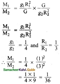 Samacheer Kalvi 10th Science Guide Chapter 1 Laws of Motion 18