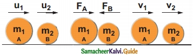 Samacheer Kalvi 10th Science Guide Chapter 1 Laws of Motion 3