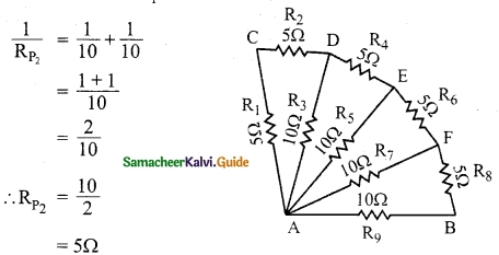 Samacheer Kalvi 10th Science Guide Chapter 4 Electricity 37