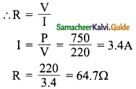 Samacheer Kalvi 10th Science Guide Chapter 4 Electricity 43