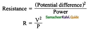 Samacheer Kalvi 10th Science Guide Chapter 4 Electricity 48