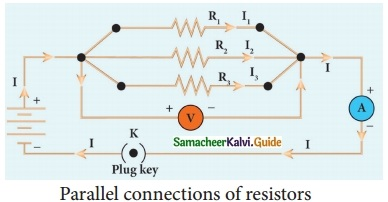 Samacheer Kalvi 10th Science Guide Chapter 4 Electricity 5