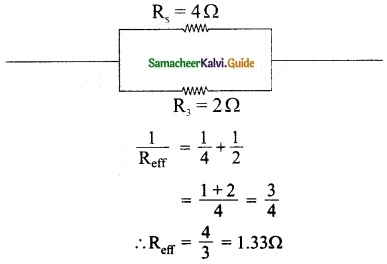 Samacheer Kalvi 10th Science Guide Chapter 4 Electricity 53
