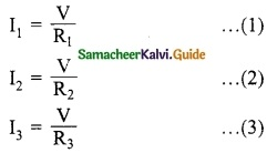 Samacheer Kalvi 10th Science Guide Chapter 4 Electricity 6
