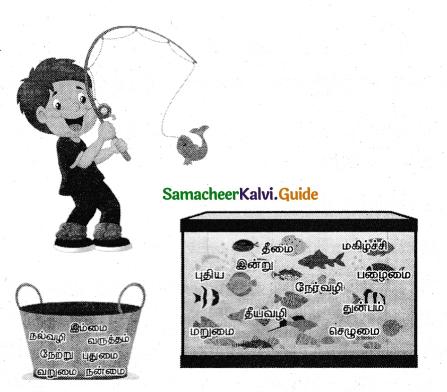 Samacheer Kalvi 5th Tamil Guide Chapter 2.2 கல்விச்செல்வமும் பொருட்செல்வமும் - 1