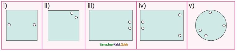 Samacheer Kalvi 6th Maths Guide Term 3 Chapter 4 Symmetry Ex 4.1 5
