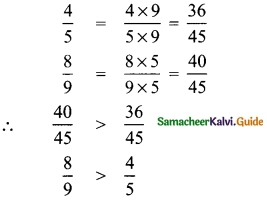 Samacheer Kalvi 8th Maths Guide Answers Chapter 1 Numbers InText Questions 1