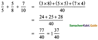 Samacheer Kalvi 8th Maths Guide Answers Chapter 1 Numbers InText Questions 3