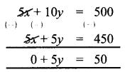 Samacheer Kalvi 8th Maths Guide Answers Chapter 3 Algebra Ex 3.7 3
