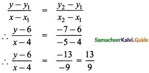 Samacheer Kalvi 8th Maths Guide Answers Chapter 3 Algebra Ex 3.9 12