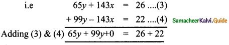 Samacheer Kalvi 8th Maths Guide Answers Chapter 3 Algebra Ex 3.9 13