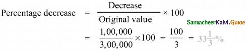 Samacheer Kalvi 8th Maths Guide Answers Chapter 4 Life Mathematics Ex 4.1 7