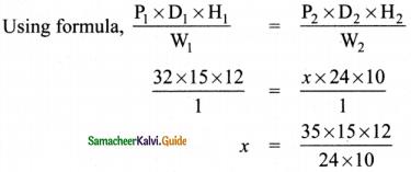 Samacheer Kalvi 8th Maths Guide Answers Chapter 4 Life Mathematics Ex 4.5 13