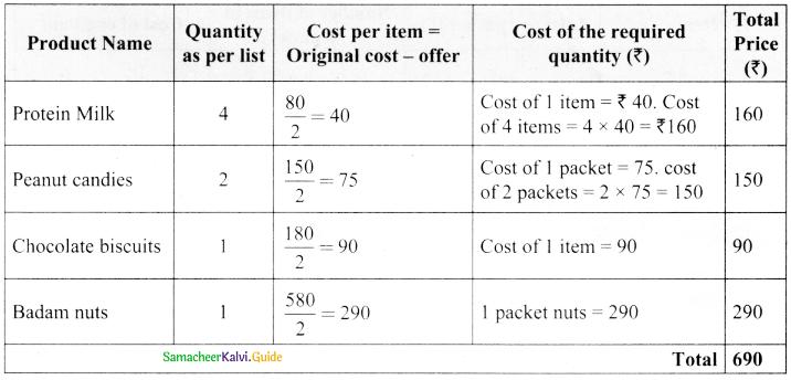 Samacheer Kalvi 8th Maths Guide Chapter 7 Information Processing InText Questions 80