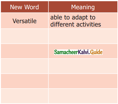 Samacheer Kalvi 9th English Guide Prose Chapter 2 I Can't Climb Trees Anymore