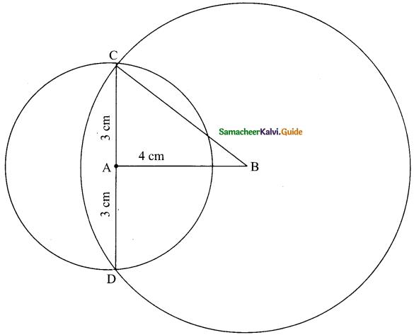 Samacheer Kalvi 9th Maths Guide Chapter 4 Geometry Ex 4.3 6