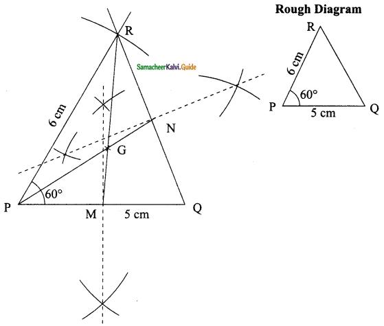 Samacheer Kalvi 9th Maths Guide Chapter 4 Geometry Ex 4.5 4