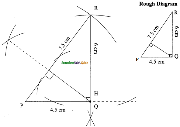 Samacheer Kalvi 9th Maths Guide Chapter 4 Geometry Ex 4.5 8