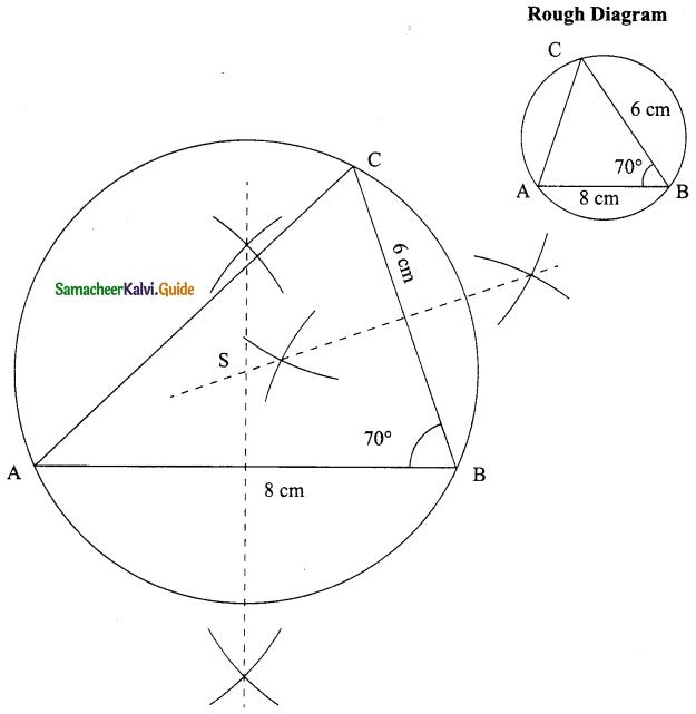 Samacheer Kalvi 9th Maths Guide Chapter 4 Geometry Ex 4.6 1
