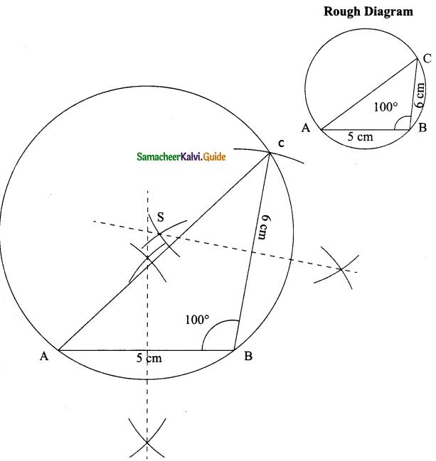 Samacheer Kalvi 9th Maths Guide Chapter 4 Geometry Ex 4.6 3