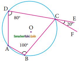 Samacheer Kalvi 9th Maths Guide Chapter 4 Geometry Ex 4.7 12