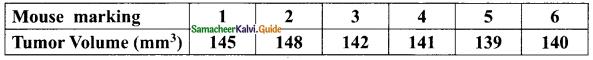Samacheer Kalvi 9th Maths Guide Chapter 8 Statistics Ex 8.1 3