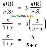 Samacheer Kalvi 9th Maths Guide Chapter 9 Probability Additional Questions 2
