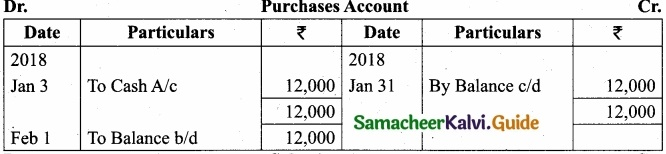 Tamil Nadu 11th Accountancy Model Question Paper 5 English Medium img 19