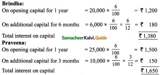 Tamil Nadu 12th Accountancy Model Question Paper 3 English Medium 29