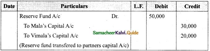 Tamil Nadu 12th Accountancy Model Question Paper 3 English Medium 5