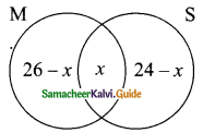 Samacheer Kalvi 9th Maths Guide Chapter 1 Set Language Additional Questions 4
