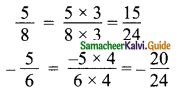 Samacheer Kalvi 9th Maths Guide Chapter 2 Real Numbers Additional Questions 1
