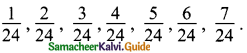 Samacheer Kalvi 9th Maths Guide Chapter 2 Real Numbers Additional Questions 3